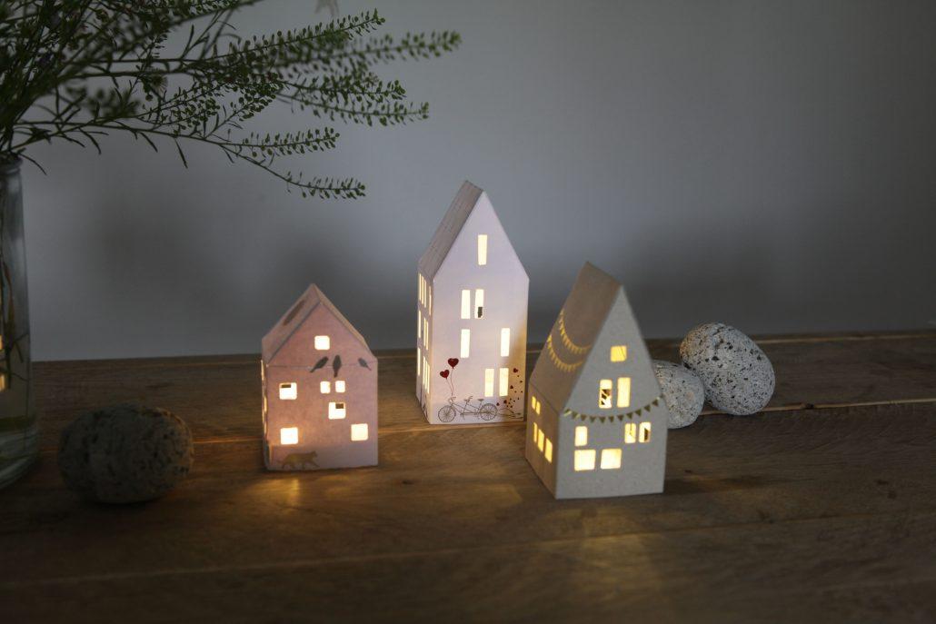 Kleine Lichtbox